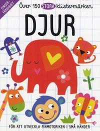 Pysselbok för de mindre barnen - Djur