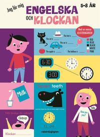 Jag lär mig - Engelska & Klockan