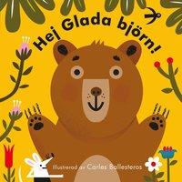 Hej glada björn! - Med överraskande persienn-effekt