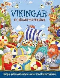 Vikingar : En klistermärkesbok