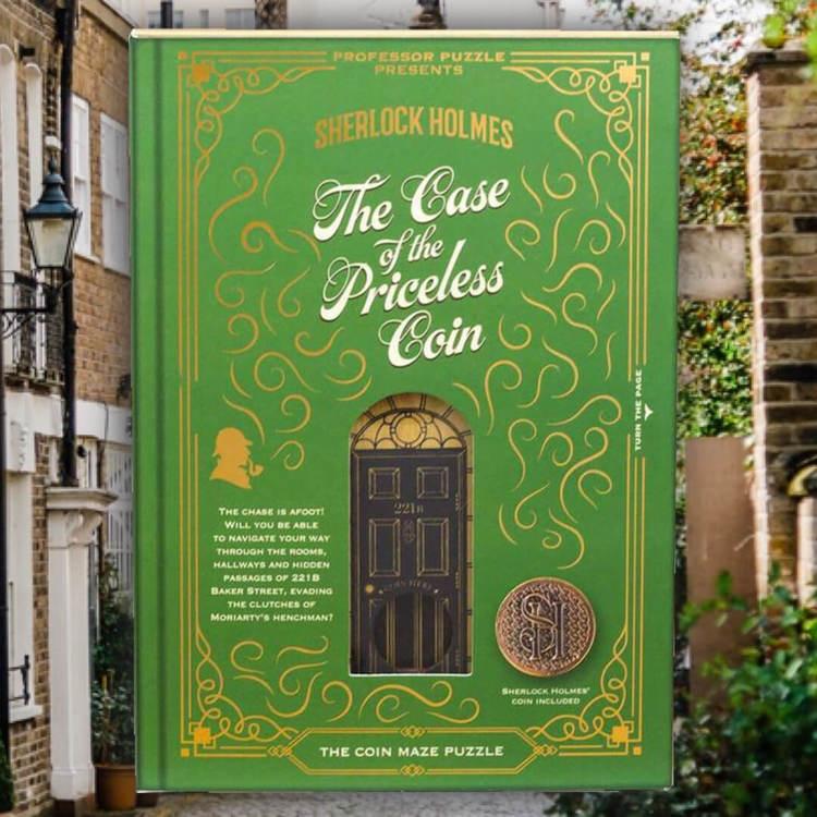 Sherlock Holmes - Fallet med det ovärdeliga myntet