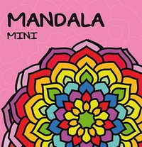 Mandala Mini - Färglägg mönster