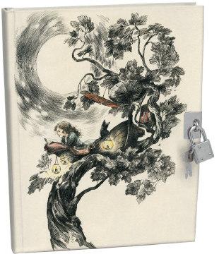 Dagbok - Flickan i trädet