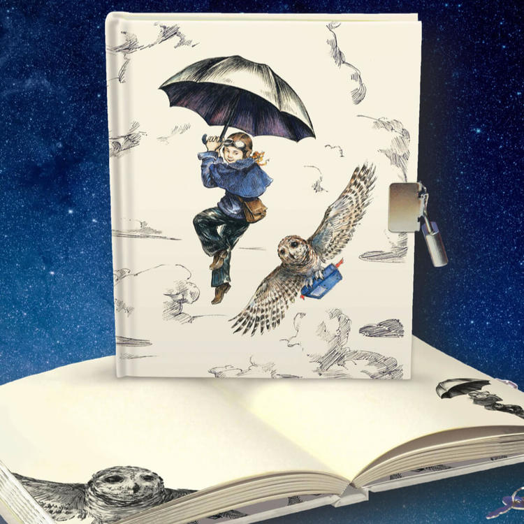 Dagbok - Flickan och ugglan