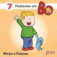 Pixiböcker - 7 böcker om Bo