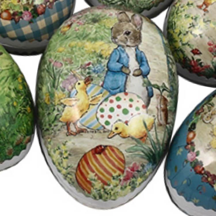 Fina påskägg - Beatrix Potters Pelle Kanin - 15 cm (6 olika motiv att välja bland)