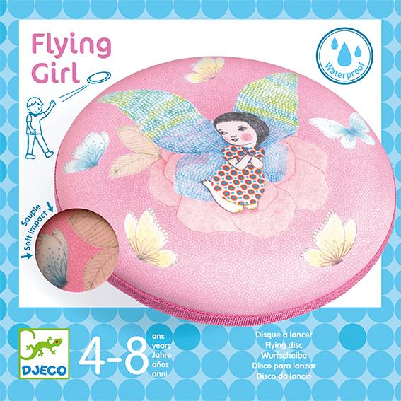 Frisbee, vattentålig i mjukt material - Älva