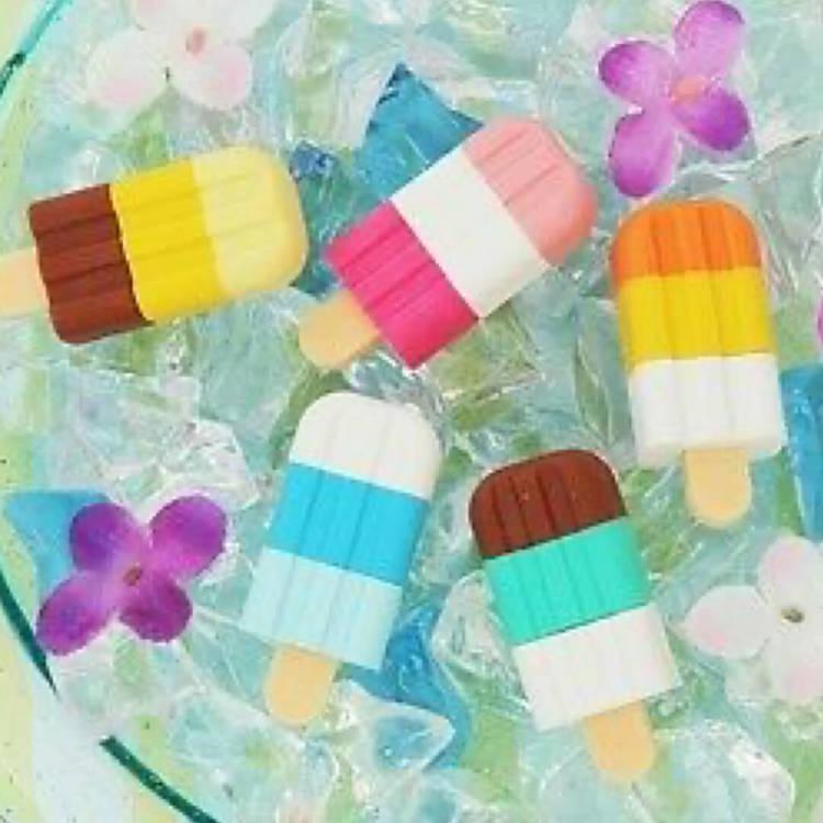 Smaskiga sudd som glassar (Välj vilken variant du vill ha)