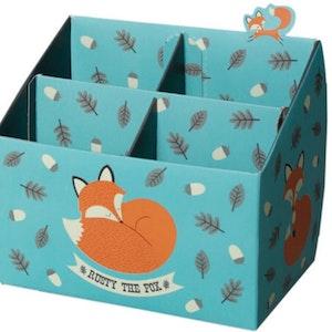 Pennställ - Rusty the Fox