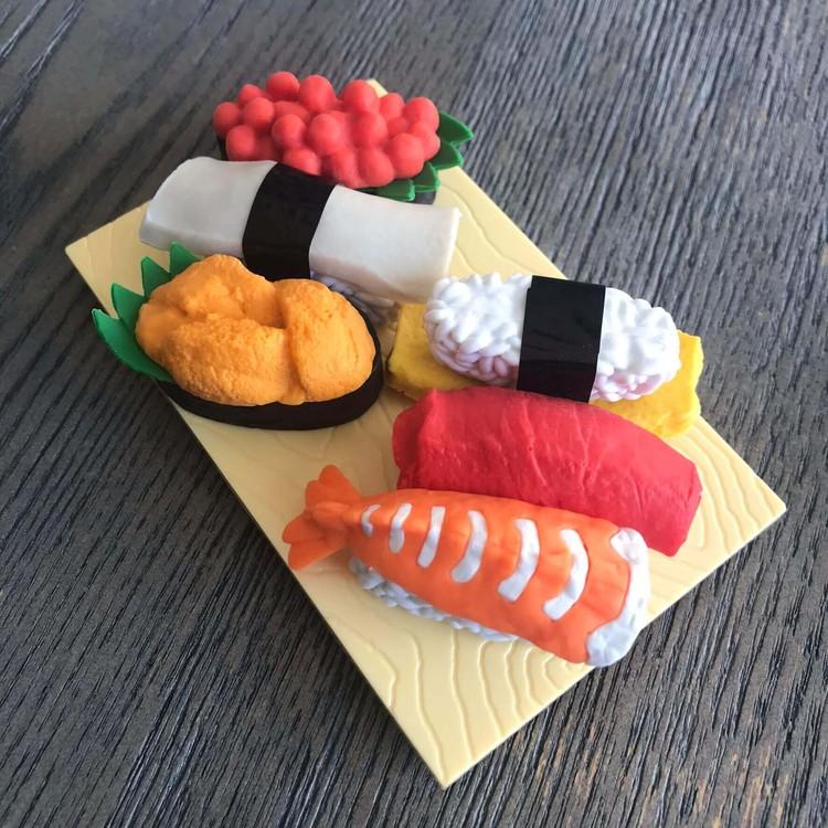 Härliga sudd - Sushi