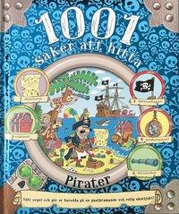 1001 saker att hitta - Pirater