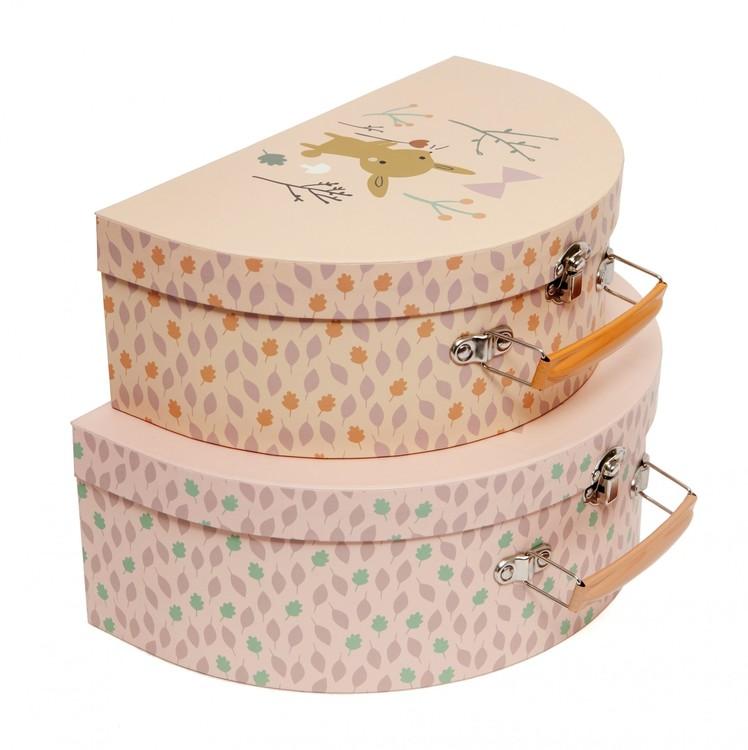 Fina väskor för barn från Petit Monkey - Rosa