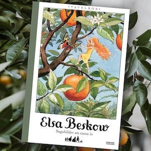 Elsa Beskow - 20 sagobilder att rama in