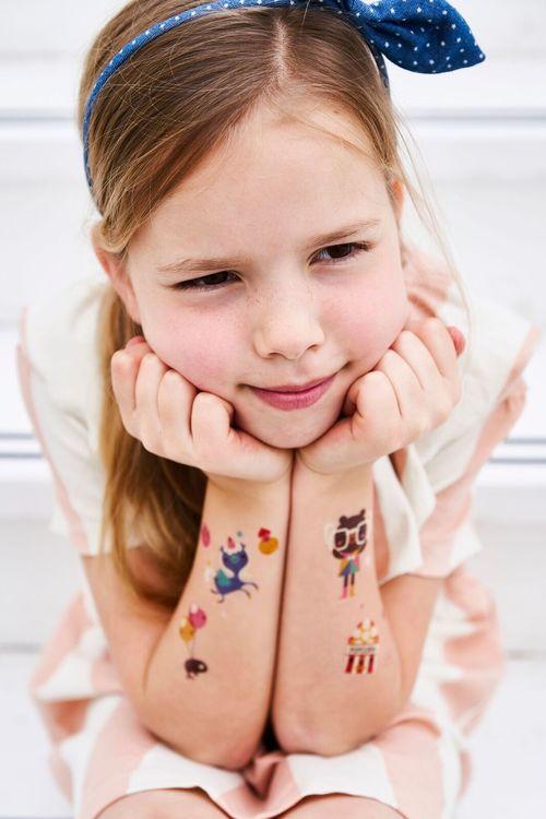 Tatueringar - Vilda djur