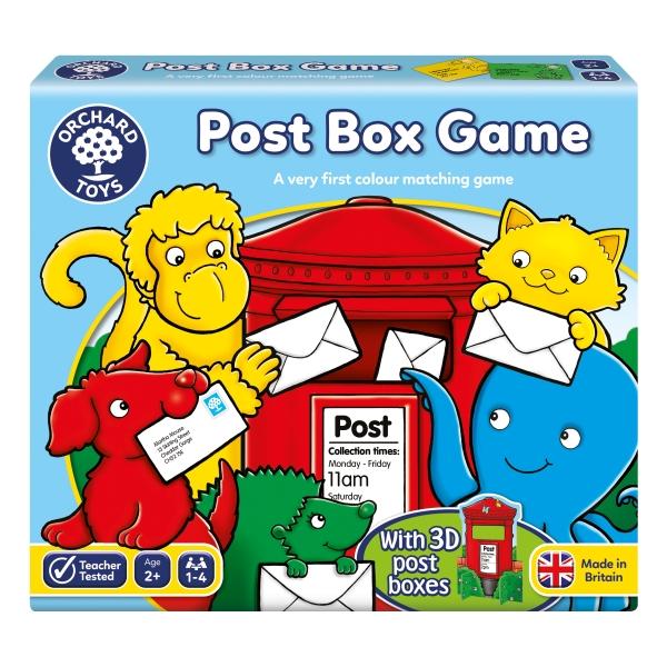 Postlådan - Spel för små brevbärare