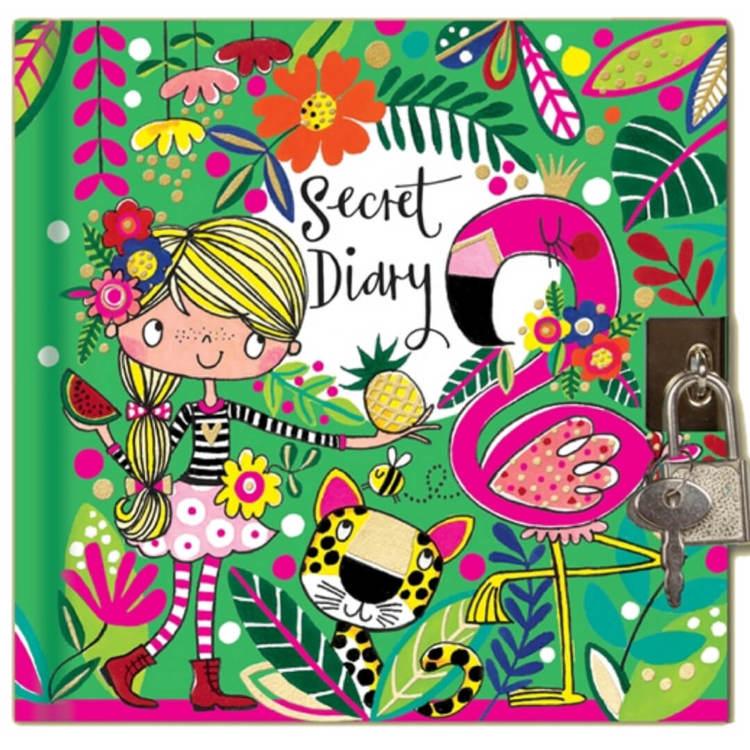 Dagbok - Tropiska äventyr