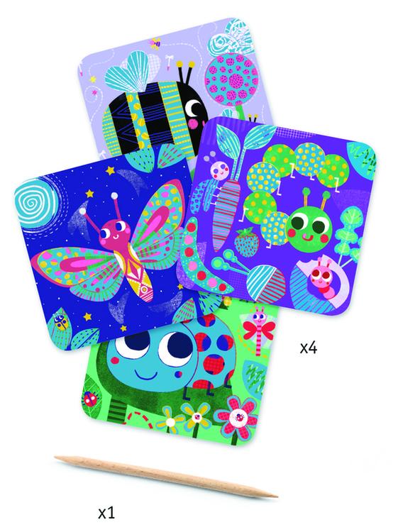 Small gift- Bugs från Djeco