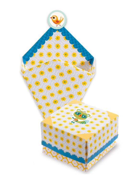 Origami- Vik olika askar från Djeco