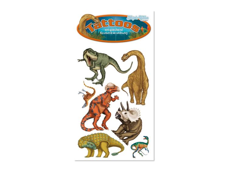 Tatueringar - Dinosaurier (Fraktfritt)