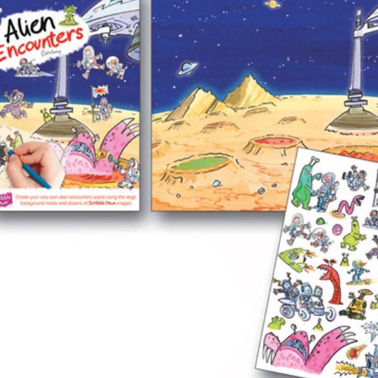 Gnuggisar - Aliens i rymden (Fraktfritt)