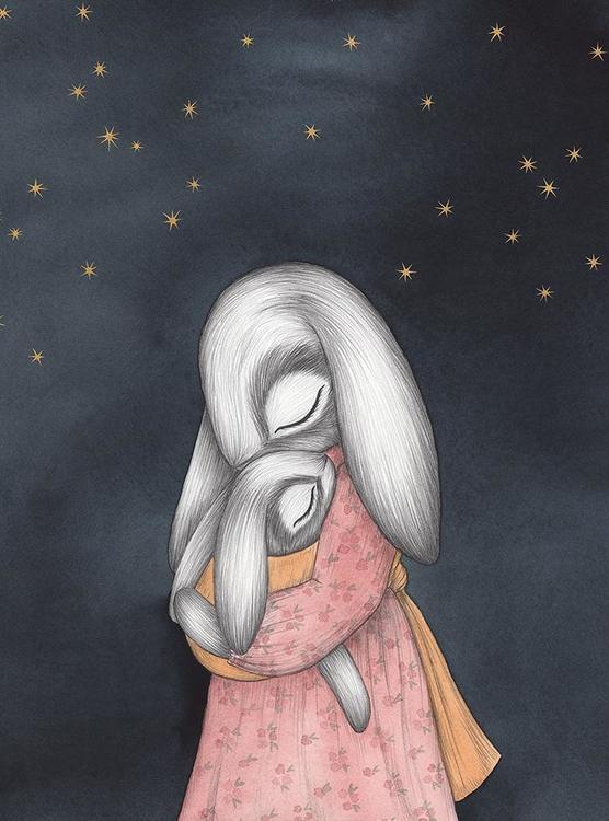 Presenttaggar - Kramar i sommarnatten