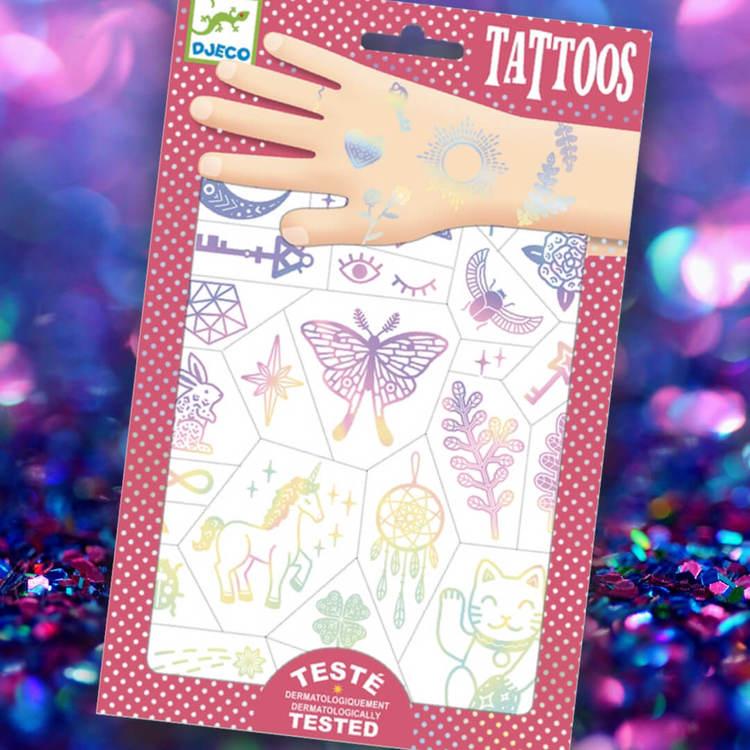 Tatueringar - Lyckosymboler