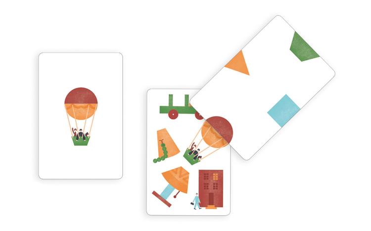 Kotakote- Spel från Djeco