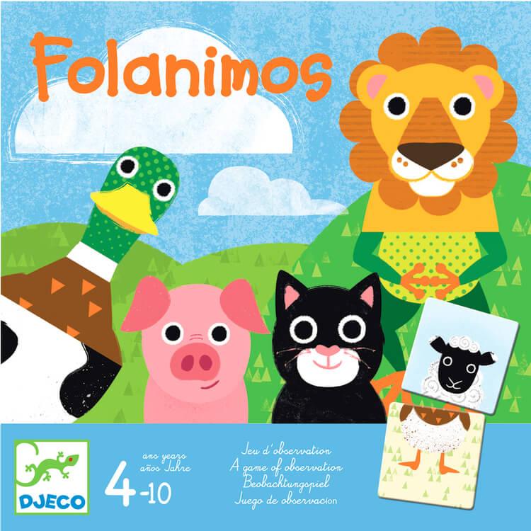 Folanimos - hur låter de hopblandade djuren?
