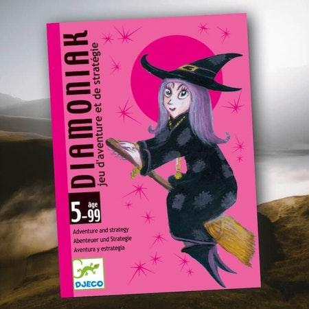 Diamoniak - Spel om häxor och feer från Djeco