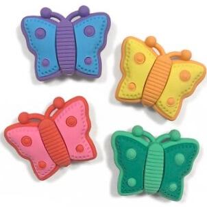 Suddgummin - Fjärilar