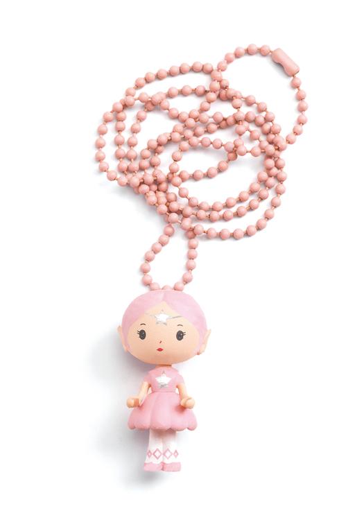 Vackert litet halsband - Stjärnbarn