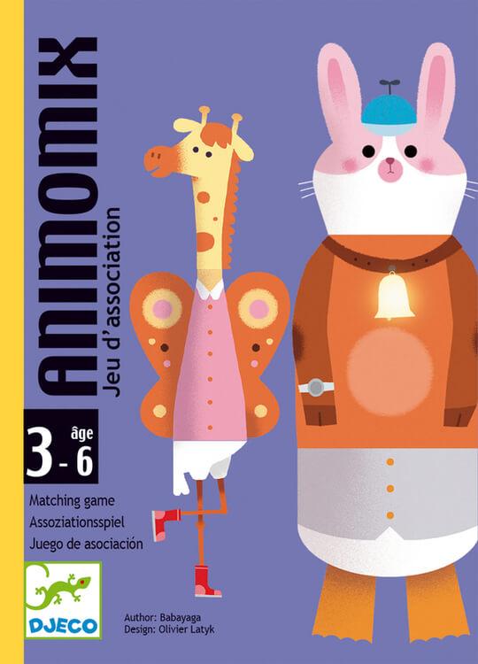 Animomix - Spel från Djeco