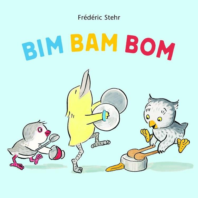 BIM BAM BOM - En bok för de minsta