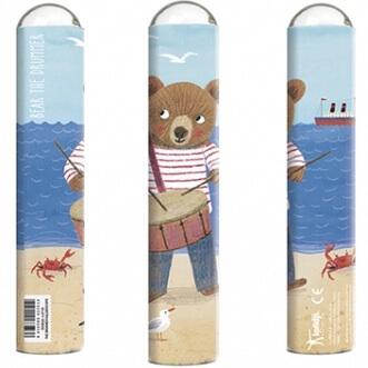 Oktaskop - Den trummande nallebjörnen