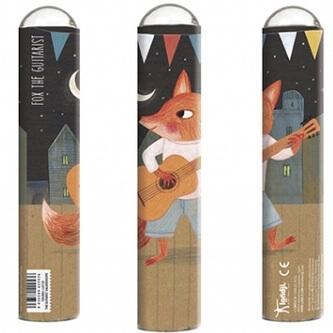 Oktaskop - Den gitarrspelande räven