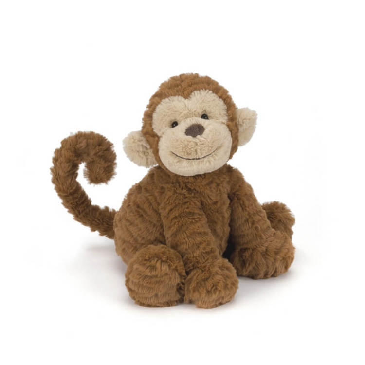 Apa (Fuddlewuddle Monkey) från Jellycat