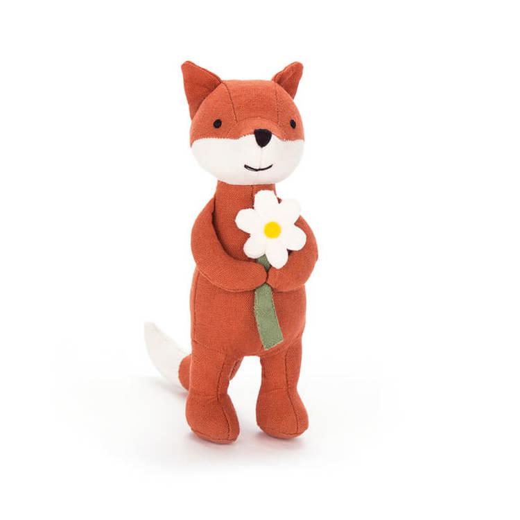 Liten räv (Mini Messenger Fox) från Jellycat