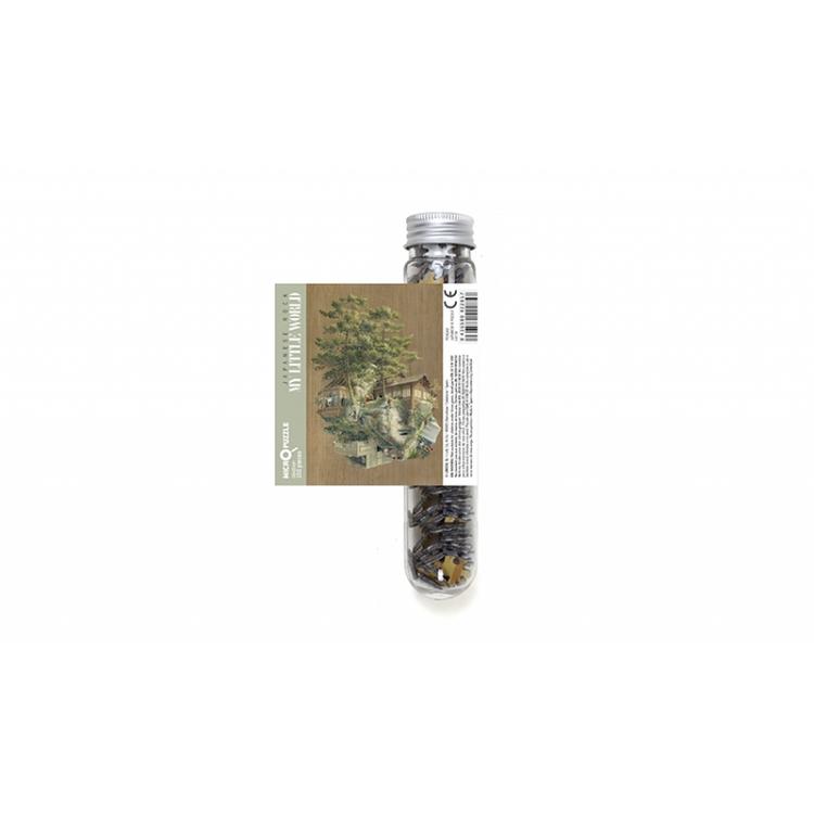 Micropussel - Japanska klippan (150 bitar)