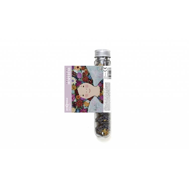 Micropussel - Blommande värld (150 bitar)