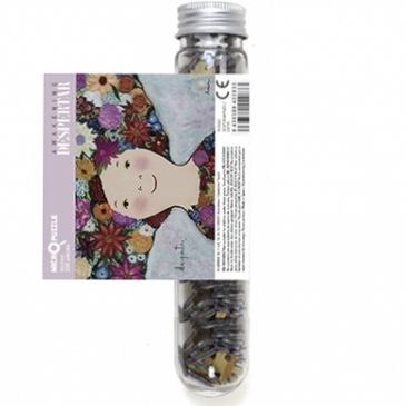 Micropussel - Blommande värld (150 bitar) från Londji