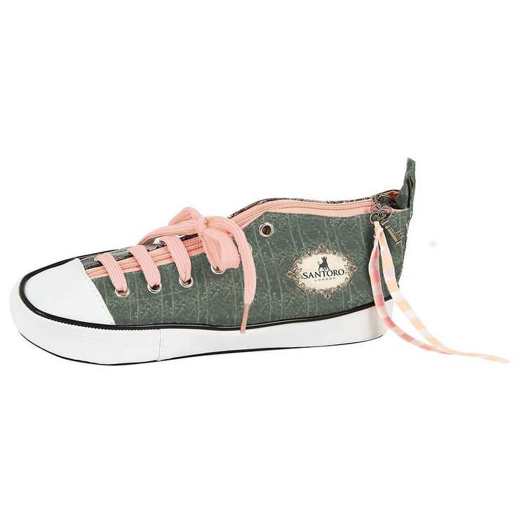 Pennskrin i form av en cool sko