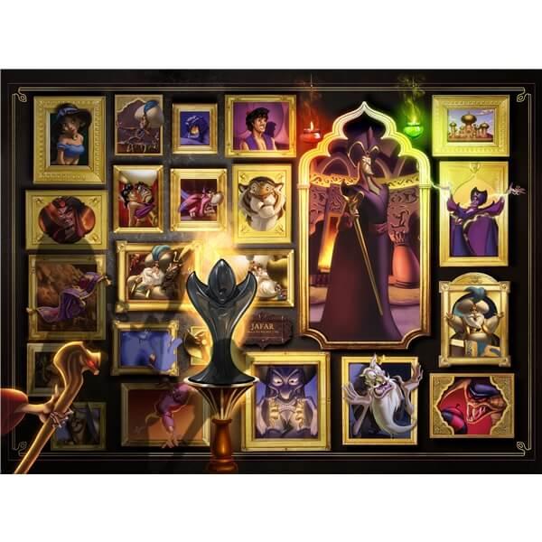 Pussel Disneyskurkar -Jafar (1000 bitar)