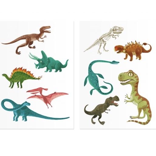 Tatueringar - Dinosaurier från Londji