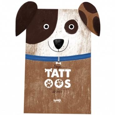 Tatueringar - Hundar från Londji