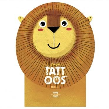 Tatueringar - Vilda djur från Londji