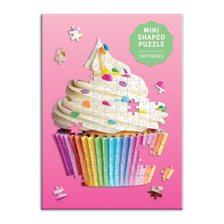Minipussel - Smaskig cupcake (100 bitar)