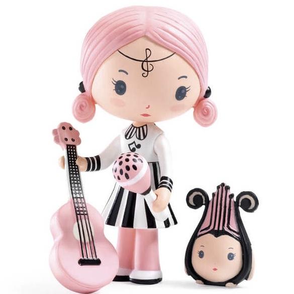 Vänner i musiken - Små kompisar från Djeco