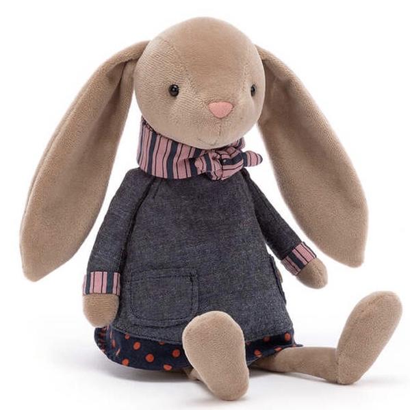 Den snofsiga kaninen från Jellycat