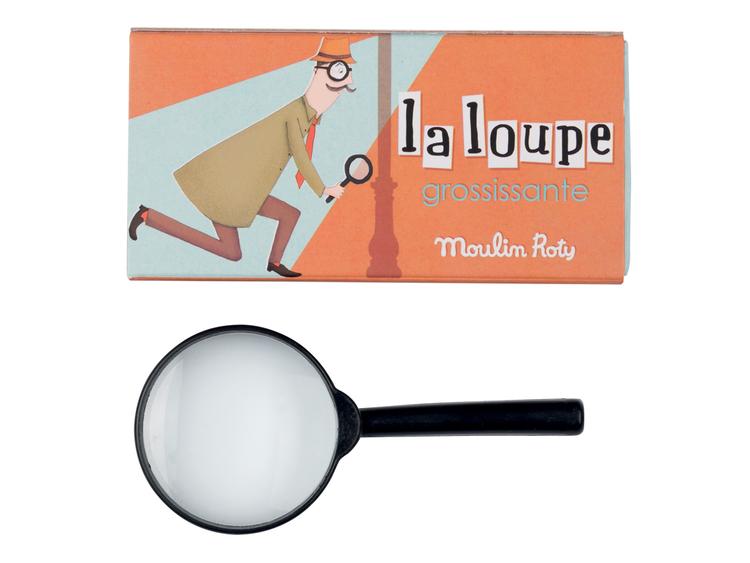 Förstoringsglas -Detektiven från Moulin Roty