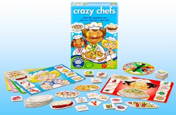 Galna Kockar (Crazy Chefs)